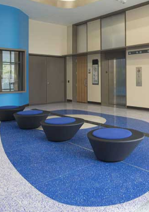 Sustainability And Leed Terrazzo Installation Experts Los