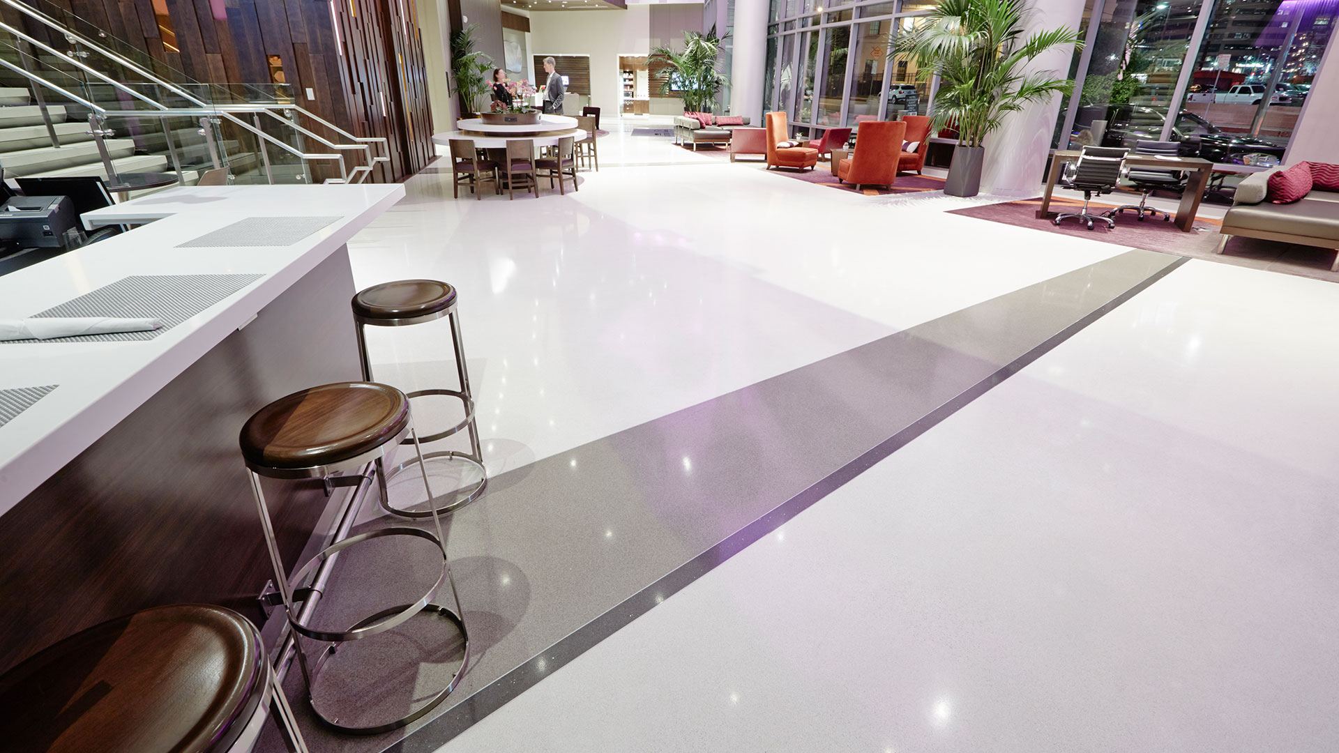 Terrazzo Flooring Installation Los Angeles Ca Top End