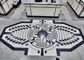 Terrazzo Flooring Installation Los Angeles Ca Top End
